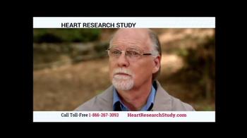 Heart Research Study TV Spot - Thumbnail 2