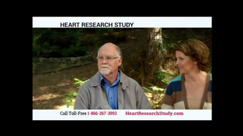 Heart Research Study TV Spot - Thumbnail 5