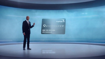 Capital One Quicksilver Cashback Card TV Spot Featuring Samuel L. Jackson - Thumbnail 6
