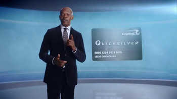 Capital One Quicksilver Cashback Card TV Spot Featuring Samuel L. Jackson - Thumbnail 7