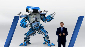 Tyco Integrated Security TV Spot, 'Transform' Featuring Steve Young   - 54 commercial airings