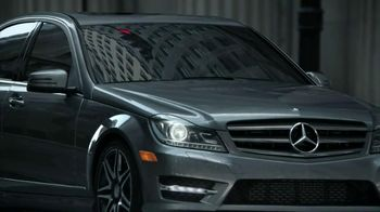 2014 Mercedes-Benz C250 TV Spot, 'Right Place, Right Time'