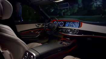 2014 Mercedes-Benz S-Class TV Spot, 'It is More' - Thumbnail 9