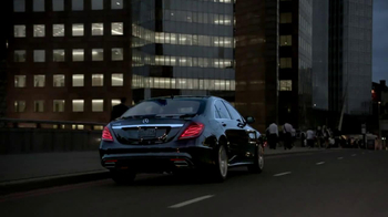 2014 Mercedes-Benz S-Class TV Spot, 'It is More' - Thumbnail 1
