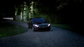 2014 Mercedes-Benz S-Class TV Spot, 'It is More' - Thumbnail 8