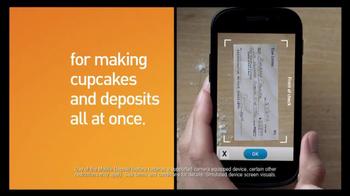 PNC Online Banking TV Spot, 'Cupcakes' - Thumbnail 2