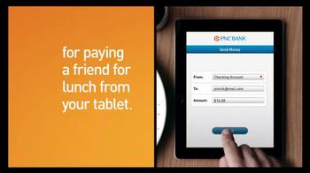 PNC Online Banking TV Spot, 'Cupcakes' - Thumbnail 4