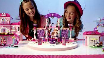 Mega Bloks Barbie Superstar Stage TV Spot
