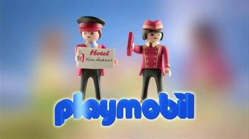 Playmobil Summer Fun Grand Hotel TV Spot - Thumbnail 1