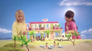 Playmobil Summer Fun Grand Hotel TV Spot