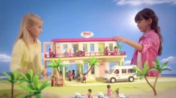 Playmobil Summer Fun Grand Hotel TV Spot - Thumbnail 3