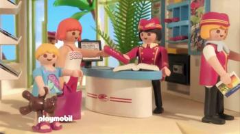 Playmobil Summer Fun Grand Hotel TV Spot - Thumbnail 4