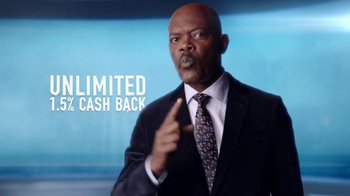 Capital One Quicksilver TV Spot, 'Kaching' Ft. Samuel L. Jackson - Thumbnail 10