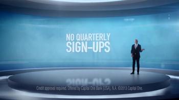 Capital One Quicksilver TV Spot, 'Kaching' Ft. Samuel L. Jackson - Thumbnail 5
