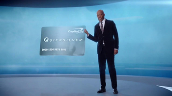 Capital One Quicksilver TV Spot, 'Kaching' Ft. Samuel L. Jackson - Thumbnail 8