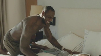 Samsung Galaxy TV Spot, 'At Home' Featuring LeBron James - Thumbnail 1