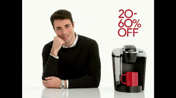 Macy's Holiday Home Sale TV Spot, 'Kitchenware' - Thumbnail 4