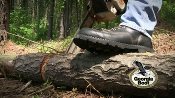 Georgia Boot Comfort Core Logger TV Spot, 'The Future'