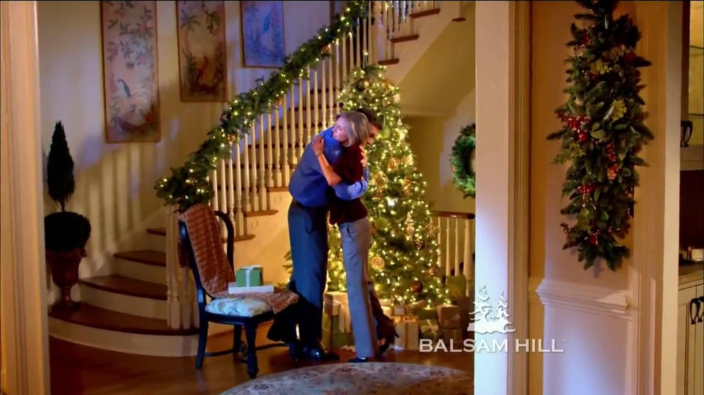 balsam hill christmas trees tv commercial lasting memories ispottv - Balsam Hills Christmas Trees