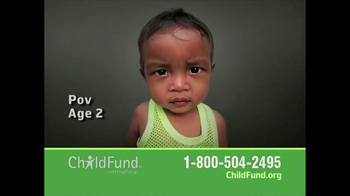 Child Fund TV Spot, \'Last Meal\'