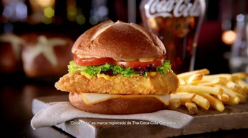 Wendy's Pretzel Pub Chicken TV Spot, 'Cautivar' [Spanish] - Thumbnail 10