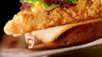 Wendy's Pretzel Pub Chicken TV Spot, 'Cautivar' [Spanish] - Thumbnail 9