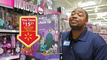 Walmart October Savings Event TV Spot - Thumbnail 6