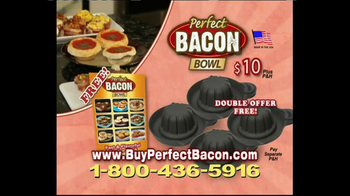 Perfect Bacon Bowl TV Spot - Thumbnail 8