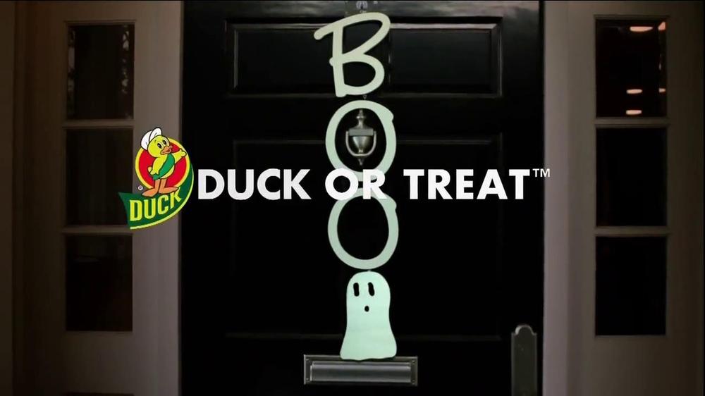 Duck Tape TV Commercial, 'Duck-stinctive'