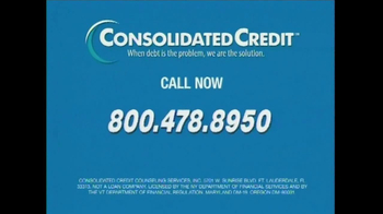 Consolidated Credit Counseling Services TV Spot, 'Debt Suckers' - Thumbnail 9