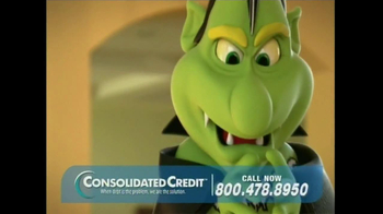 Consolidated Credit Counseling Services TV Spot, 'Debt Suckers' - Thumbnail 2
