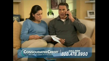 Consolidated Credit Counseling Services TV Spot, 'Debt Suckers' - Thumbnail 6