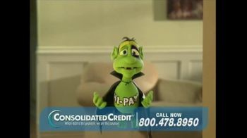 Consolidated Credit Counseling Services TV Spot, 'Debt Suckers'