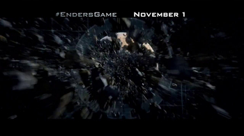 Ender's Game - Alternate Trailer 11