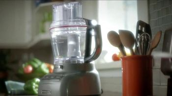 Kitchen Aid Food Processor TV Spot