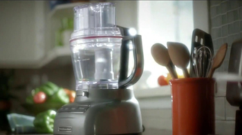 Kitchen Aid Food Processor TV Spot