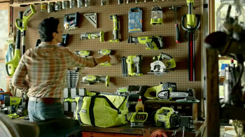 The Home Depot TV Spot, 'Ryobi One'