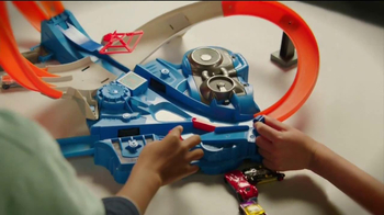 Hot Wheels Triple Track Twister TV Spot