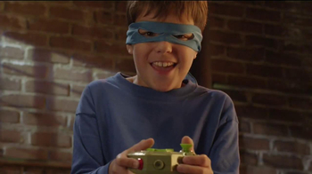 Teenage Mutant Ninja Turtles Ninja Control Shellraiser TV Spot