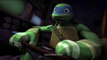 Teenage Mutant Ninja Turtles Ninja Control Shellraiser TV Spot - Thumbnail 4