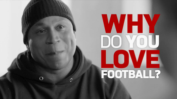 NFL TV Spot, 'My Football Story' Featuring LL Cool J