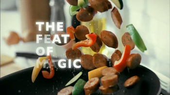 Johnsonville Chicken Sausage TV Spot, 'Magic' - Thumbnail 2