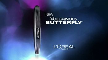 L'Oreal Paris Voluminous Butterfly Mascara TV Spot - Thumbnail 2