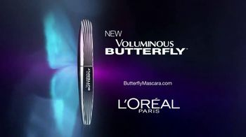 L'Oreal Paris Voluminous Butterfly Mascara TV Spot - Thumbnail 8