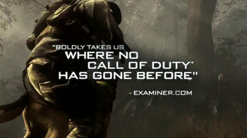 Call of Duty: Ghosts TV Spot, 'Gameplay Reviews'