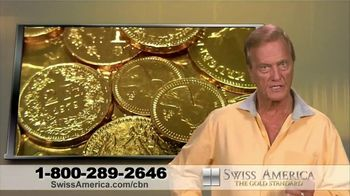 Swiss America TV Spot, 'Some Good News' Featuring Pat Boone - 33 commercial airings