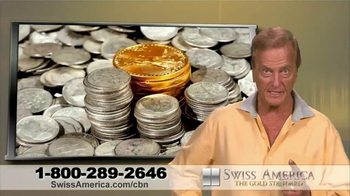 Swiss America TV Spot, 'Some Good News' Featuring Pat Boone - Thumbnail 6