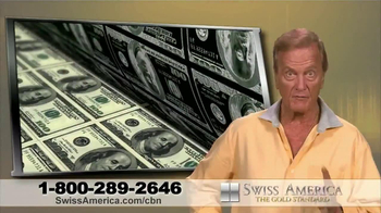 Swiss America TV Spot, 'Some Good News' Featuring Pat Boone - Thumbnail 8