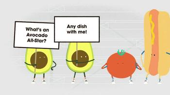 Avocados From Mexico TV Spot, 'Big Game'
