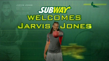 Subway TV Spot, 'Welcome' ft Jarvis Jones, Robert Grffin III, Justin Tuck - Thumbnail 3